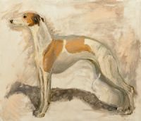 WHIPPET by Stephen McKeown at Ross's Auctions