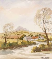 SLIEVE BULLOUGH by David  Peters at Ross's Auctions
