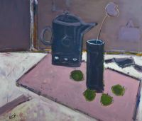 STILL LIFE, TABLE TOP by Rachel Grainger Hunt at Ross's Auctions