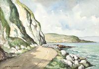 THE COAST ROAD by George D. Livingston at Ross's Auctions