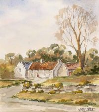 FARMHOUSE by David  Peters at Ross's Auctions