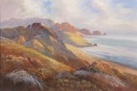 ROCKY FORESHORE by James A.H. Jameson at Ross's Auctions