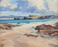 MARBLE HILL, DONEGAL by Gerald J.A. Carson at Ross's Auctions