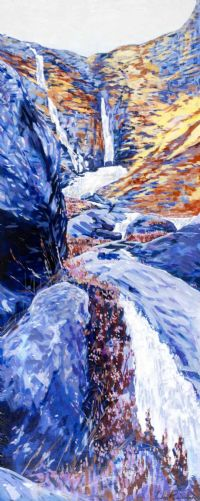 MAHON FALLS by Willie Redmond at Ross's Auctions