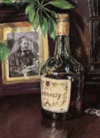 BRANDY FOR THE PARSON by Joanna Mules ARUA at Ross's Auctions