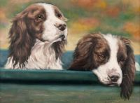WAITING by Josephine Guilfoyle at Ross's Auctions