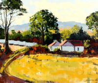 Lot 131 by Dennis Orme Shaw at Ross's Auctions