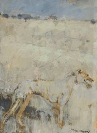 Lot 38 by Basil Blackshaw HRHA HRUA at Ross's Auctions