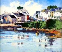 Lot 42 by Dennis Orme Shaw at Ross's Auctions