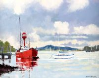 Lot 240 by Dennis Orme Shaw at Ross's Auctions
