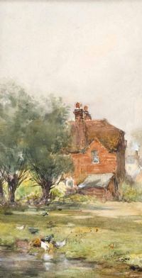 Lot 249 by William Bingham McGuinness RHA at Ross's Auctions