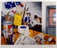 Lot 123 by Robert Ballagh at Ross's Auctions