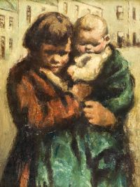 Lot 67 by William Conor RHA RUA at Ross's Auctions