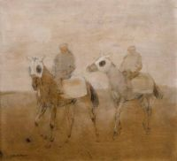 Lot 77 by Basil Blackshaw HRHA HRUA at Ross's Auctions