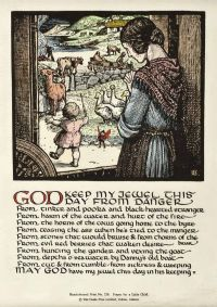 PRAYER FOR A LITTLE CHILD by Lady Beatrice Glenavy at Ross's Auctions