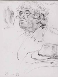 SEAMUS HEANEY by Heather Spears at Ross's Auctions