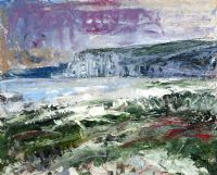 AT BALLINTOY by Rachel Grainger Hunt at Ross's Auctions