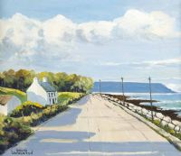 ANTRIM COAST ROAD by David Livingston at Ross's Auctions