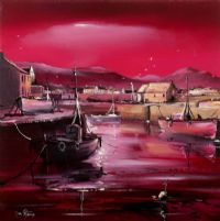 RED HARBOUR by Gavin Fitzsimons at Ross's Auctions