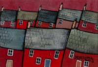 LITTLE RED by Paul Bursnall at Ross's Auctions