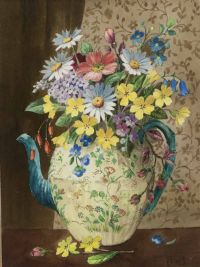 STILL LIFE by 20th Century English School at Ross's Auctions