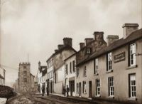SHORE STREET, CUSHENDALL, 1906 by George Gourley at Ross's Auctions