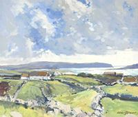 ARRANMORE, DONEGAL by Gerald J.A. Carson at Ross's Auctions