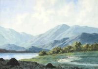 THE PATH AT KYLEMORE by Douglas Alexander RHA at Ross's Auctions