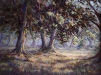 SUMMER GLADE by Pat Greeves at Ross's Auctions