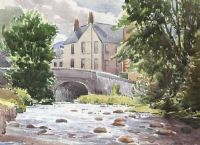 THE FAIRY GLEN, ROSTREVOR by Henry Echlin Neill RUA at Ross's Auctions