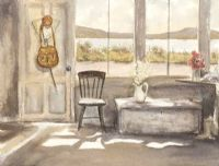 INTERIOR by David Livingston at Ross's Auctions