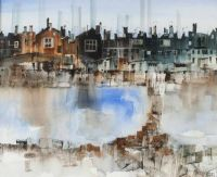 CITY WHARF by Sue Howells at Ross's Auctions