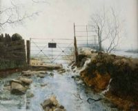 PRIVATE LAND by John Ridgewell at Ross's Auctions