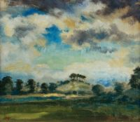 NEAR DUNGANNON by Nigel Hughes at Ross's Auctions