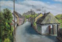 VILLAGE STREET by Ault at Ross's Auctions