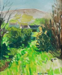 NEAR CAVEHILL by Joseph McWilliams PPRUA at Ross's Auctions