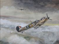 SPITFIRE by J. Auld at Ross's Auctions