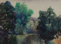 THE LAGAN TOWPATH by Francis J. Neill ARUA at Ross's Auctions
