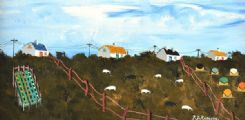 TORY ISLAND FARM by Patsy Dan  Rodgers at Ross's Auctions
