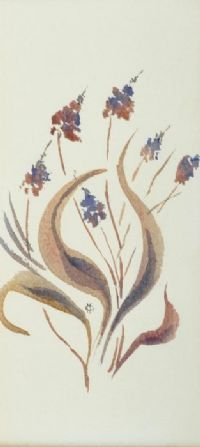 JAPANESE GRASSES by Maureen Cashell at Ross's Auctions