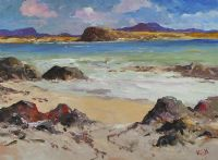 BEN MORE FROM IONA by Rachel Grainger Hunt at Ross's Auctions