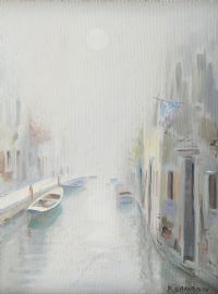 VENICE by N. Raladin at Ross's Auctions