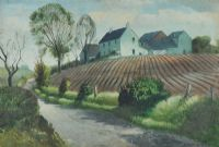 COUNTY DOWN FARM by Henry Echlin Neill RUA at Ross's Auctions