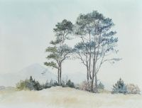 LANDSCAPE by Lesley Murdoch at Ross's Auctions