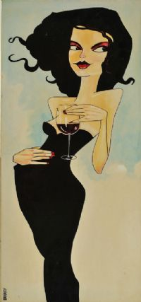 PRETTY WOMAN by Martin Bradley at Ross's Auctions