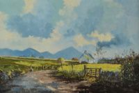ERRIGAL by Leslie Hughes at Ross's Auctions