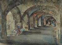 UNTITLED by Sir William Russell Flint RA at Ross's Auctions