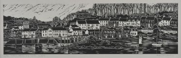 STRANGFORD & SWAN ISLAND by Anne Anderson at Ross's Auctions