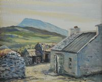 HOMESTEAD, DONEGAL by Allan Ardies at Ross's Auctions