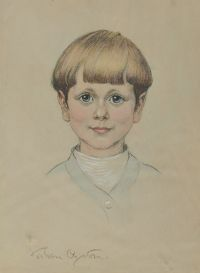 BOY by Eileen Ayrton at Ross's Auctions